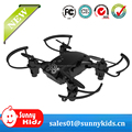 Rc drone camera with folding rc drone quadcopter WIFI FPV 0.3MP camera