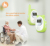 2.4GHz audio baby monitor temperature baby phone lcd