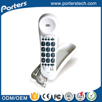 Receiving volume control phone, Big button keypad telephone, for hard of hearing people
