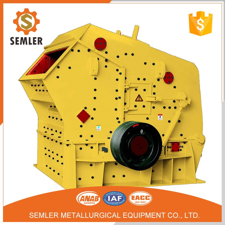 Hydraulic Rock Impact Types Of Crusher