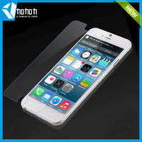 Factory wholesale hot selling anti shock 9H 0.33mm 2.5D premium tempered glass cell phone screen protector for iPhone5S