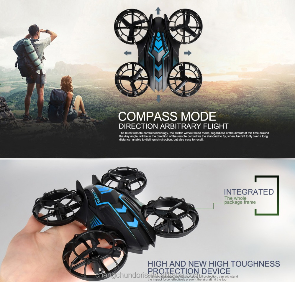Wifi Skyline RC Drone With HD Camera 2.4G 4CH Remote Control FPV Quadcopter With Camera Helicopter
