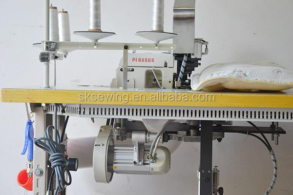 Extra Thick heavy duty Mattress Overlock flanging Sewing Machine