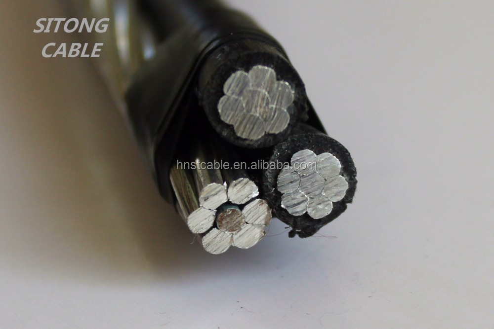 Low voltage xlpe insulated power cable 3 core 70mm2 electric cable