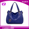 odm&oem new fashion leisure women pu leather bag with tassel