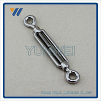 Manufacturer ISO9001 Professional Stainless Steel Clevis Turnbuckle