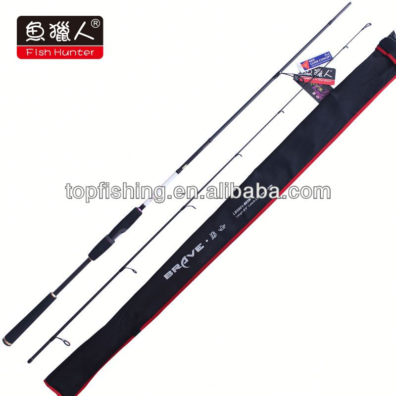 carbon telescopic fishing rodLBS001-902M
