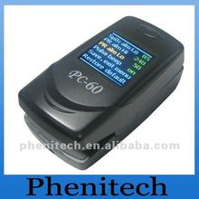 2012 hot sale product Fingertip Oximeter for homecare