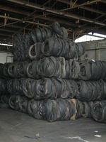 Bailed Used Tyres
