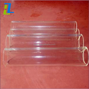 clear hollow cast transparency colorful large diameter round & square acrylic tube PC tube pvc pipe glass tube