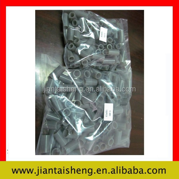 Silicone rubber sleeve for heat resistant handle