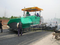 Guaranted Quality Brand XCMG RP756 7.5m Asphalt Concrete Paver For Sale