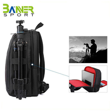 Outdoor travel waterproof camera backpack lens case laptop bag DSLR SLR accessories