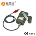 DC Manually Powered Charger hand crank turbine power generator military dynamo generator,portable dynamo generator