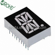 Hight quality 14 Segment LED Display with different size