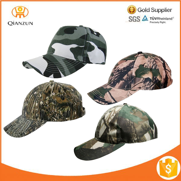 Mens Fishing Cap Military Cap Camouflage Baseball Camo Sport Hat