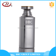 BBC Metallic Series-MF003 China factory man spray custom glass bottles forever perfume