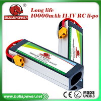 High power high voltage 48v 12V 10ah s2 lipo battery for electric bike