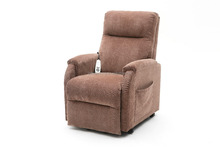 Okin single motor adjustable lift recliner chair / power electric rise sofa