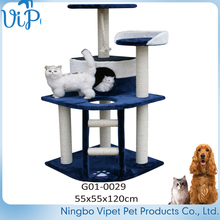 Factory Wholesale Pet Product Cat Tree Condo Supplier