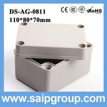 battery box clear plastic box for playing cards DS-AG-0811