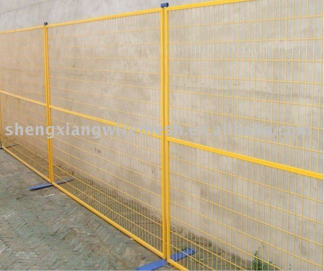 easily be installed Temporary Fence ISO9001 factory