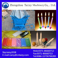 Home and industrial application wax processing machine | tealight candle making machine