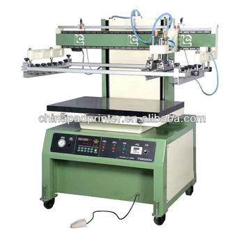 Hot sale logo signature bar printer lc 6090p flat plane for T shirt screen printers for sale