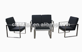Stainless steel sofa,Stainless steel sofa set,Steel steel metal sofa legs