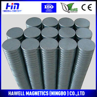 Y30/Y30BH Various Disc Ferrite Magnets For Sale