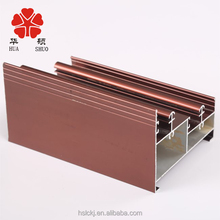 thermal break building aluminum profile windows manufacturer