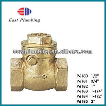 P6180 Peerless New Eastplumbing Brass Calibrated Pressure Relief Valve