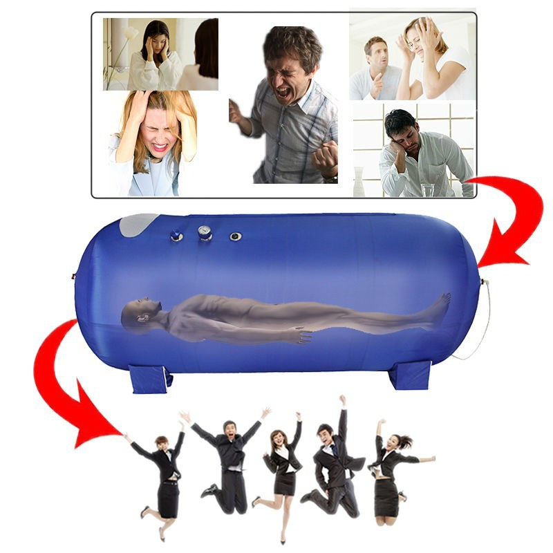 oxygenated portable hyperbaric oxygen healing beds