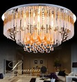 2015 new design modern luxury crystal decorative led ceiling lamp