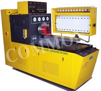 fuel injection pump calibration machine