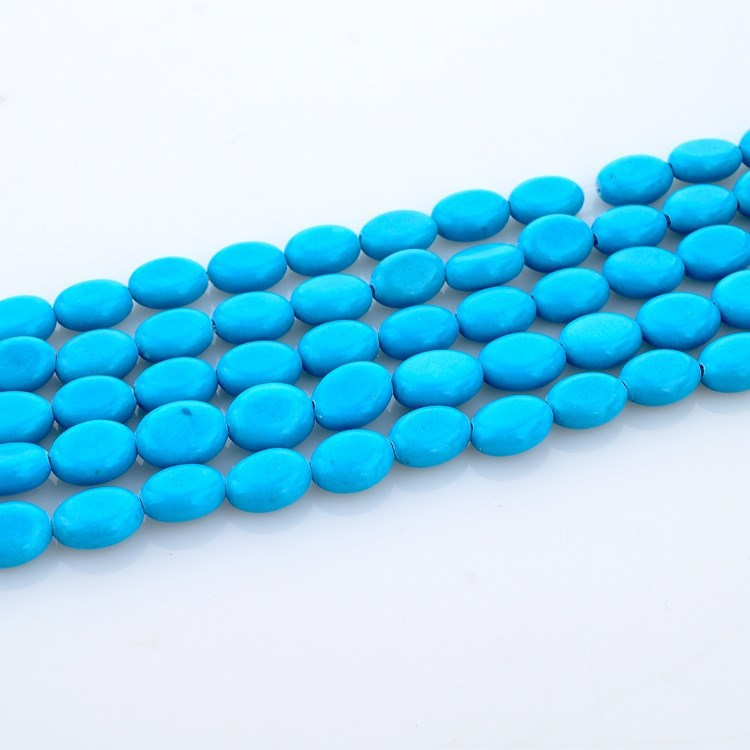 Authentic gemstone turquoise beads druzy agate blue beads