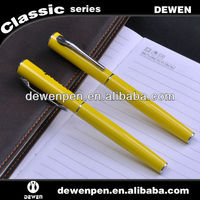 2013 dewen for school supply &office use promotion stationery twist mechanism ball pen