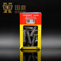 FASTENER EXPANSION ANCHOR 85PC/BOX