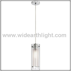 UL CUL Listed 1 Light Glass Shades Mini Pendant Lamp Fixture Hotel Restaurant Lighting C50176