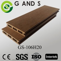 Eco-friendly WPC decking hot sale