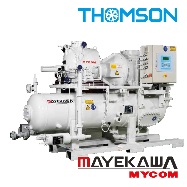 MYCOM SCREW REFRIGERATION COMPRESSOR FM-Series