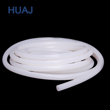 Hot Sale Extrusion Flexible Hose Pipe Pure Vacuum Clear Silicone Tube