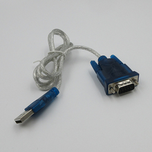 340 chipset with driver USB 2.0 to DB9 RS232 serial converter adapter cable for computer