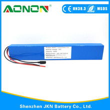 24v 40ah rechargeable lithium ion battery pack