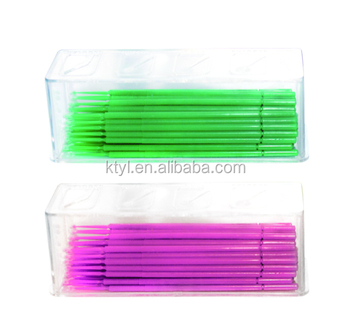 Oral Therapy Equipments & Accessories Type dental micro applicator
