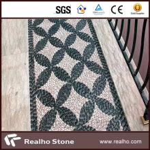 nature stone pebble tile