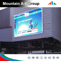Outdoor P10 Full Color Led Display Screen/Video Display(CE,ROHS,EMC)