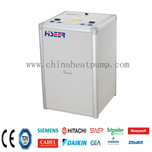 European Standard smart defrost Ground source Heat Pump R410a