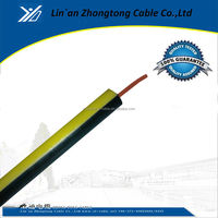 Colored cable rg6