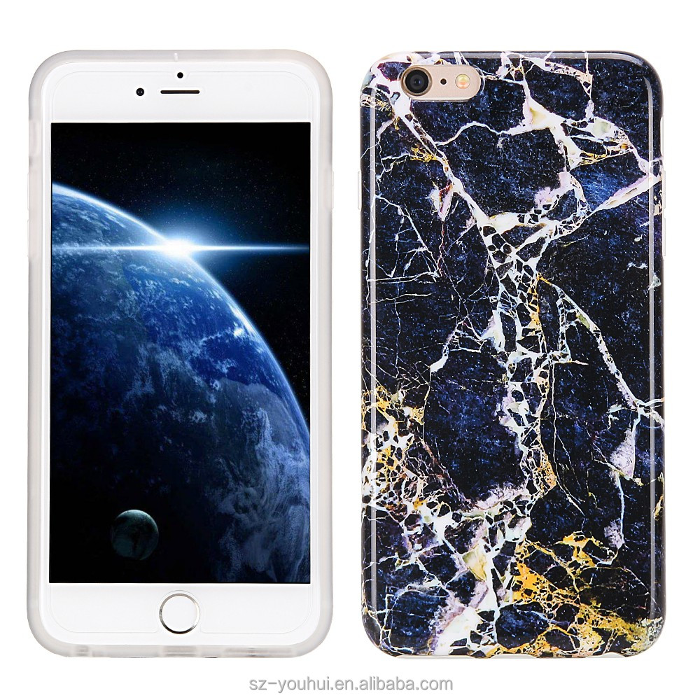 OEMODM manufacturer mobile phone marble case for iphone 6